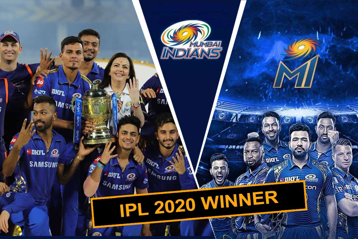 All You Need to Know About IPL 2020 Winner Team