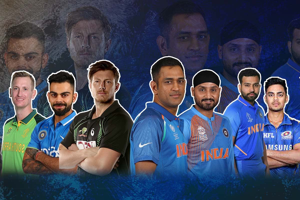 IPL Released Players and IPL Retained Players 2021
